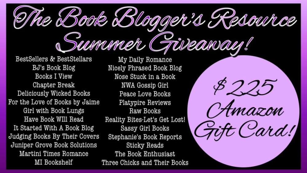 Blog Hop: Book Blogger's Resource Summer Giveaway! (1/6)