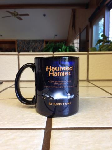 Haunted Hamlet mug