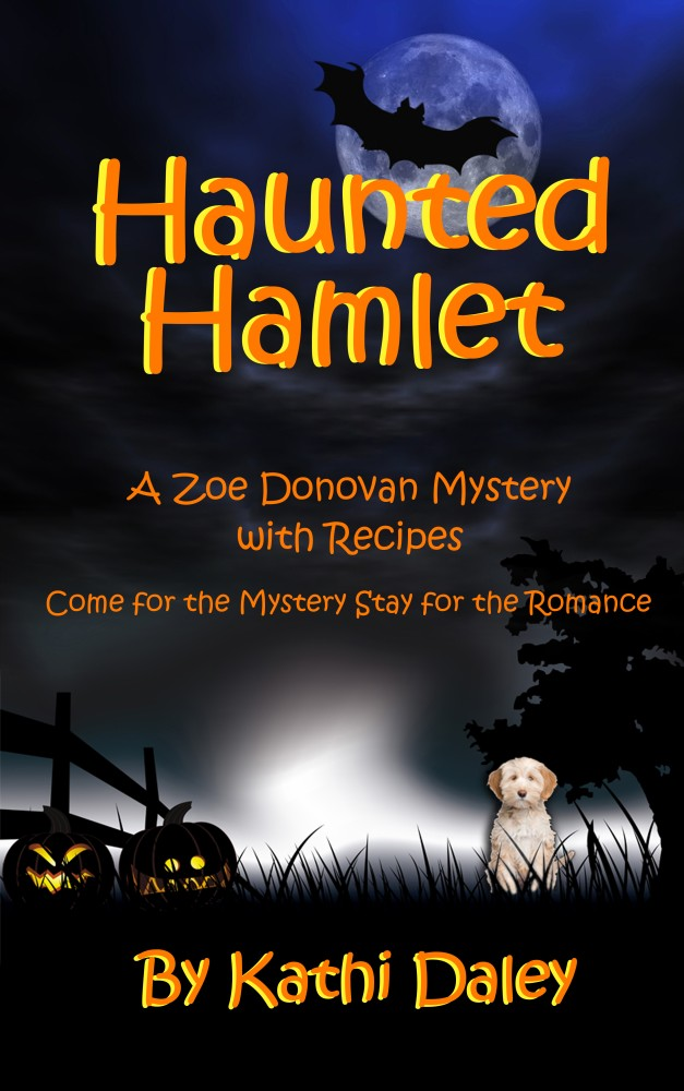 Haunted Hamlet Blog Tour: Author Post & Giveaway! (1/2)