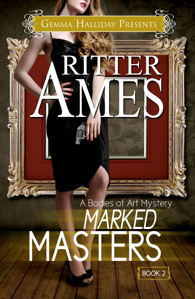 Marked Masters by Ritter Ames (Review and Giveaway) (1/2)