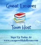 great escape button tour host button
