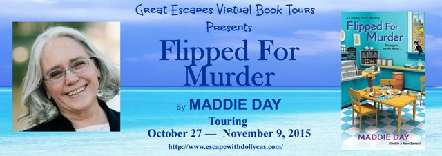 Flipped for Murder by Maddie Day
