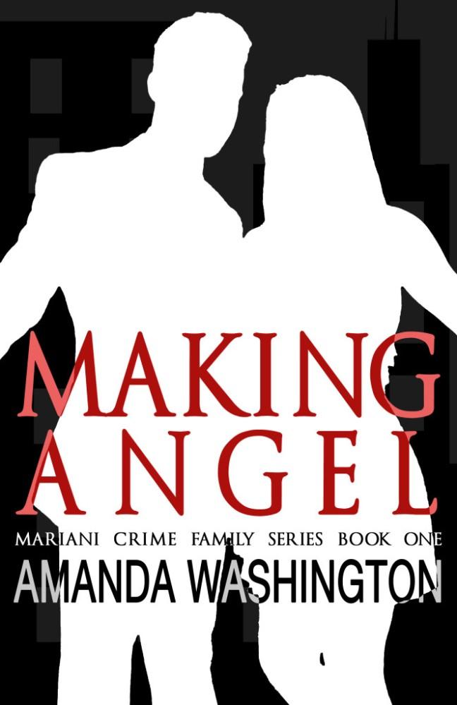 Making Angel, by Amanda Washington (Blog Tour, Book Review, and Giveaway) (3/5)