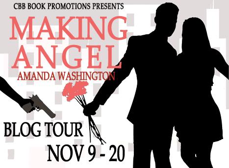 Making Angel, by Amanda Washington (Blog Tour, Book Review, and Giveaway) (1/5)