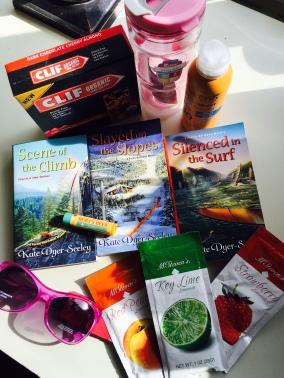 Silenced in the Surf Giveaway
