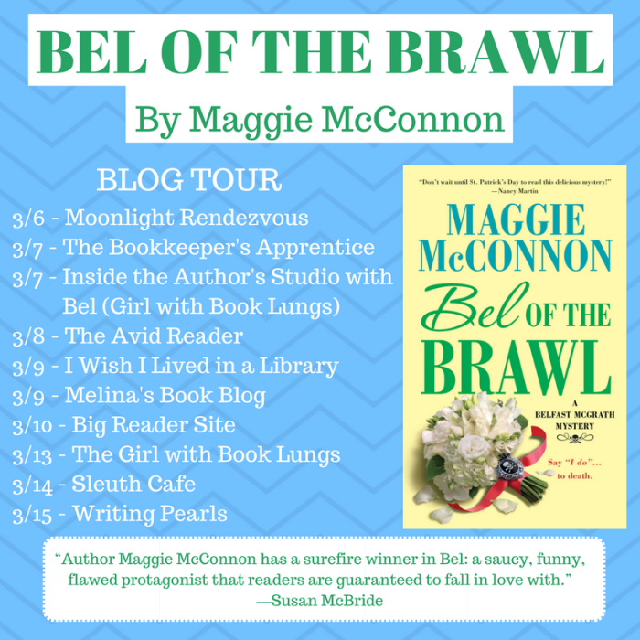 Bel of the Brawl Blog Tour