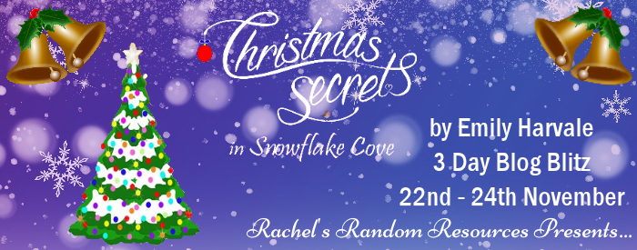 Christmas Secrets In Snowflake Cove Blog Blitz